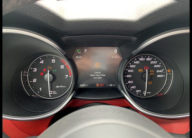 Alfa Romeo Stelvio 2.0t 280KM 2018 jak nowa