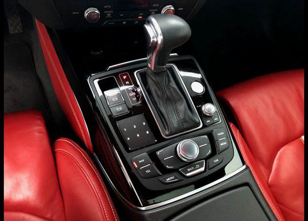 Audi A6 3.0 TFSI 310KM 2013r S-line skóra Full Led szyberdach