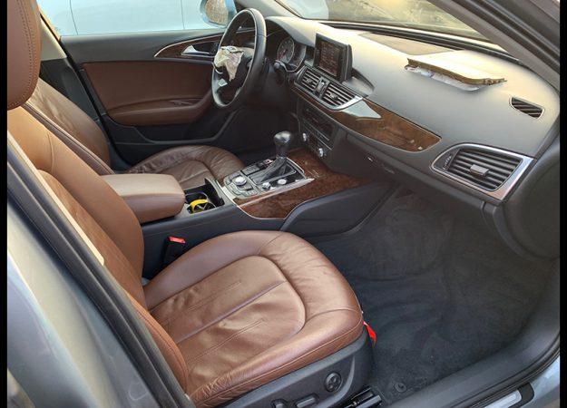 Audi A6 Audi A6 2.0 Tfsi 2013r 180 KM Europa Xenon Nawi skóra uszkodzony !!!