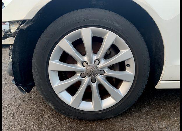 Audi A6 Audi A6 2.0 Tfsi 2014r 180 KM Europa Xenon Nawi skóra uszkodzony !!!