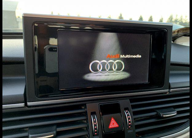 Audi A6 Audi A6 2.0 Tfsi 2016r 210 KM Europa Xenon Nawi LED skóra uszkodzony !