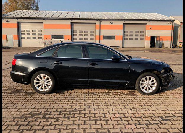 Audi A6 C7 2012 2.0 TFSI Xenon Led Nawi Skóra !!