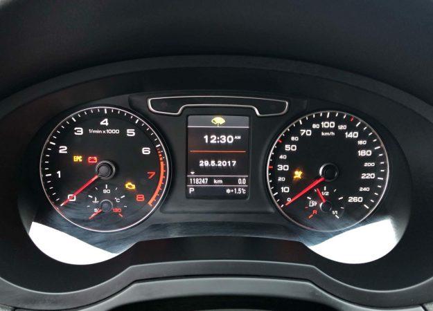 Audi Q3 2013 S-line 2.0 tfsi nawi LED Xenon