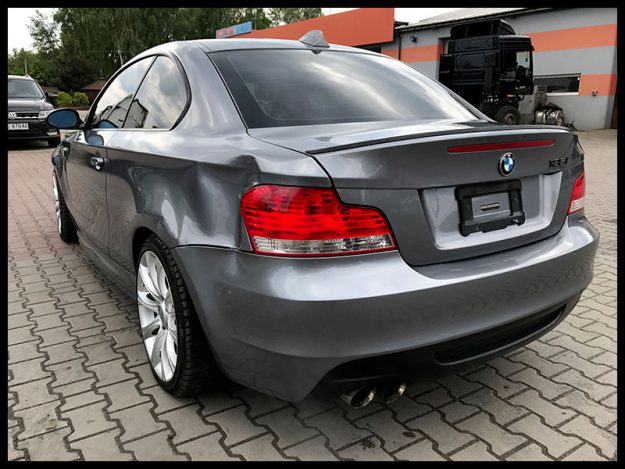 BMW 135i E82 M