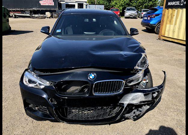 BMW F30 335xi M pakiet HUD Harman Nawi Skóra !!!