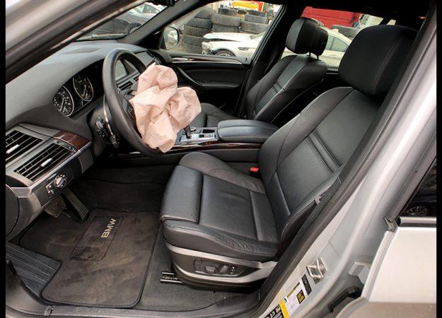 BMW X5 E70 lci 2011 35d 286km nawi panorama sport