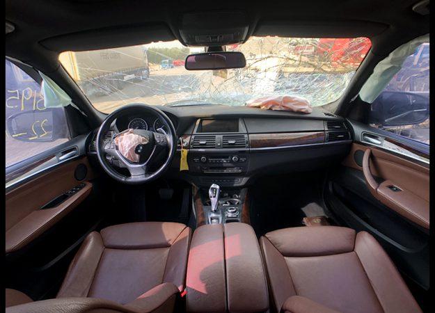 BMW X5 E70 lci 2012 50i 408km nawi panorama sport