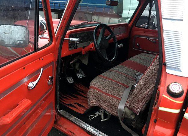 Chevrolet C10 Apache 1966 4.6 V8 283 CI Custom !
