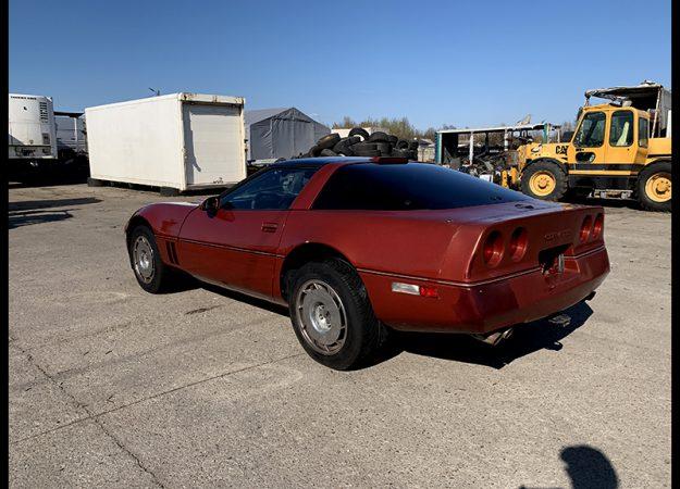 Chevrolet Corvette C4 5,7 V8
