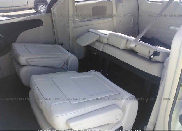 Chrysler Town&Country 2014 3.6 V6