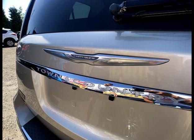 Chrysler Town&Country 2014 Touring 3,6 skóra