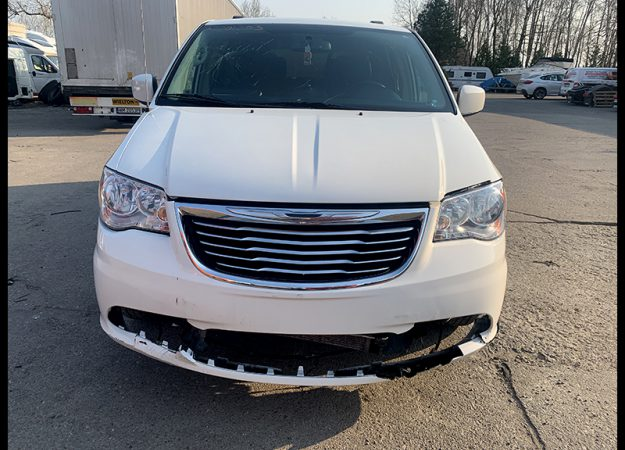 Chrysler Town & Country Touring 2013 3.6 286KM