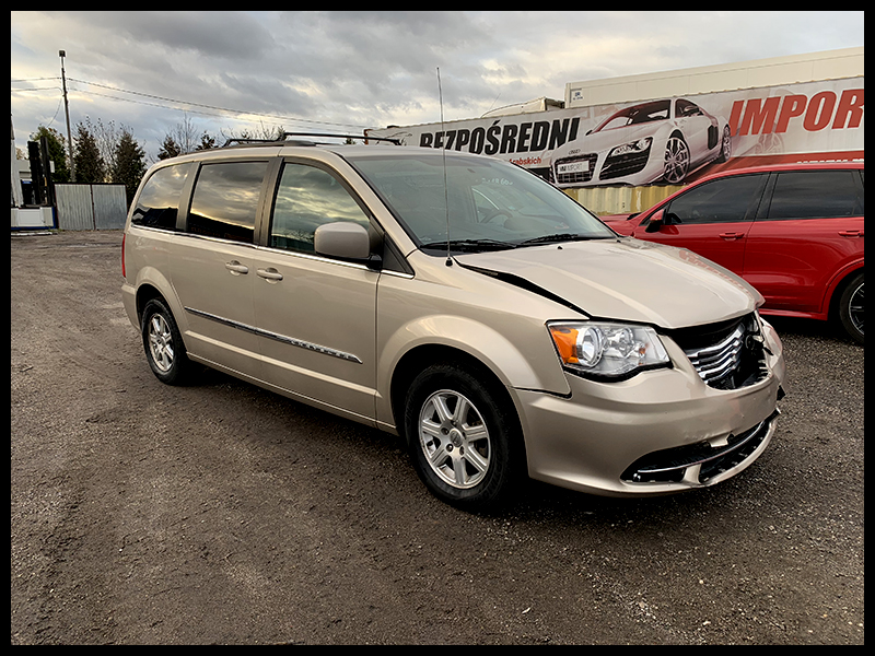 Chrysler Town & Country Touring 2013r 3.6 286KM