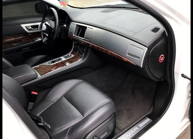 Jaguar XF 2.0T 245 km 2014 45 tys km xenon skóra !