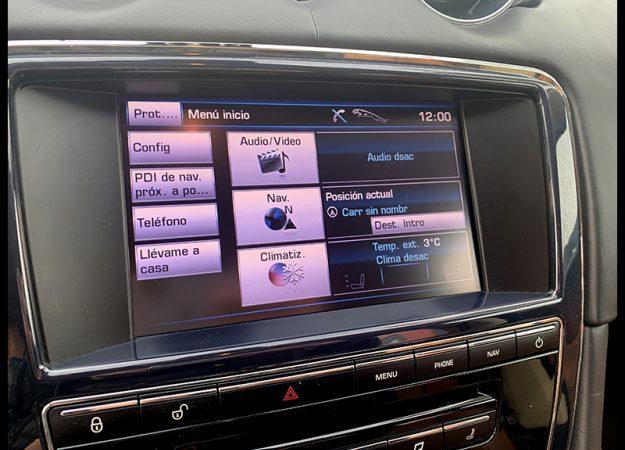Jaguar XJL 5.0l Portfolio xenon rude skóry stoliki long !