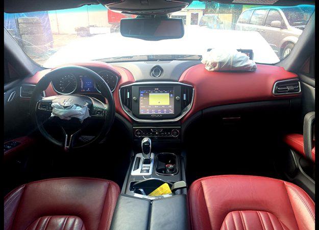 Maserati Ghibli Maserati Ghibli 2015r Europa nie USA