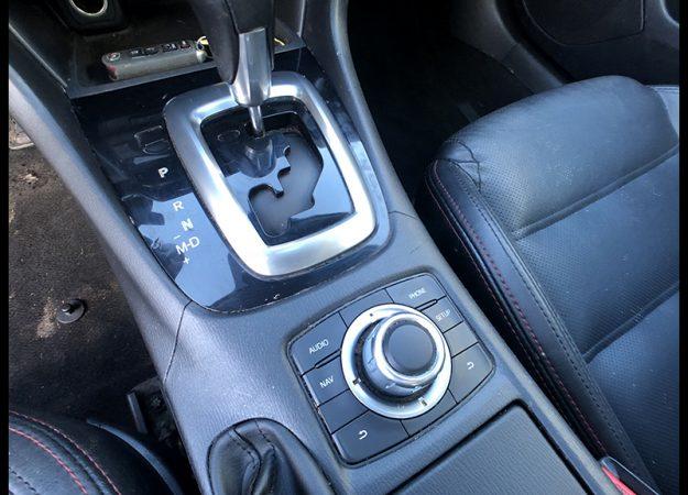Mazda 6 2014r 2.5 Grand touring Bose skóra led naw