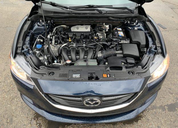 Mazda 6 2015r 2.5 Grand touring Bose skóra led naw