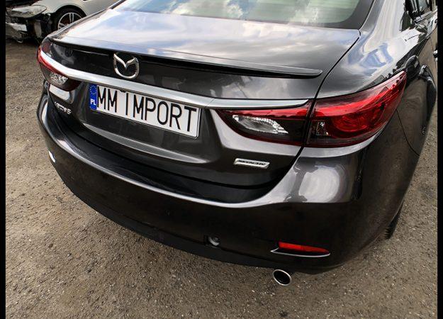 Mazda 6 2017r 2.5 Grand touring Bose skóra led naw
