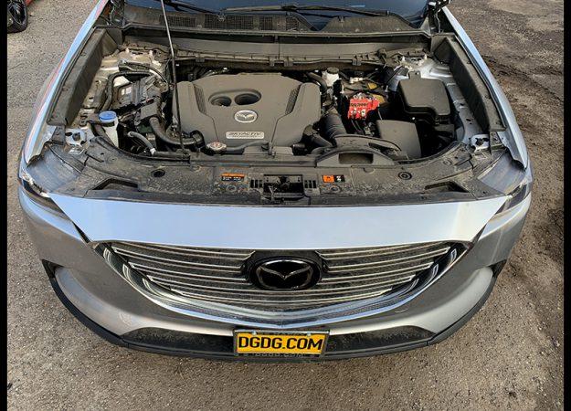 Mazda CX-9 Mazda CX9 2018r 1432km przebiegu radar, skóra, led, nawigacja