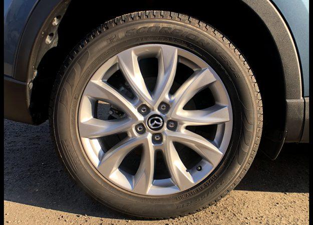 Mazda cx5 2,5i Grand Touring Bose skóra nawi kamer