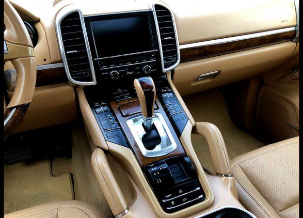 Porsche Cayenne 2013 3.6 300KM xenon nawi wentyle