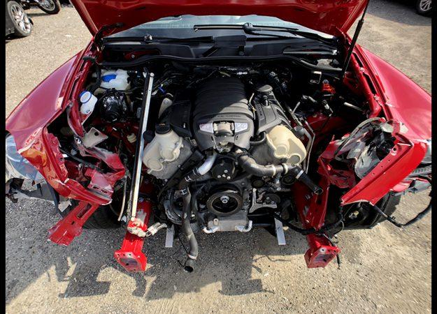 Porsche Cayenne GTS 2013 BOSE Carbon Alkantara !