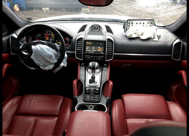 Porsche Cayenne GTS 2014 BOSE Carbon full !!!