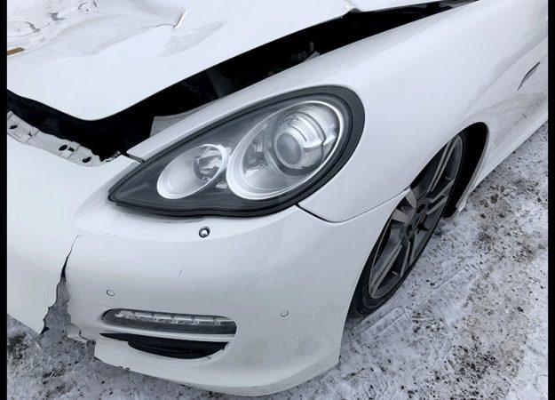 Porsche Panamera S 2011 PDK Nawi pneumatyka EUROPA