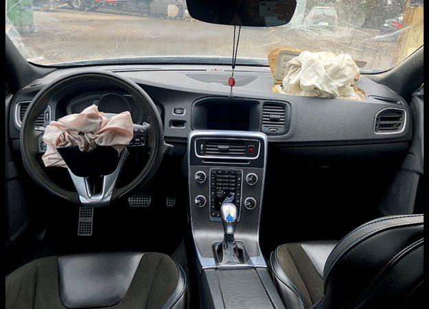 Volvo S60 T-6 AWD POLESTAR 2016r 367KM 8100km FULL