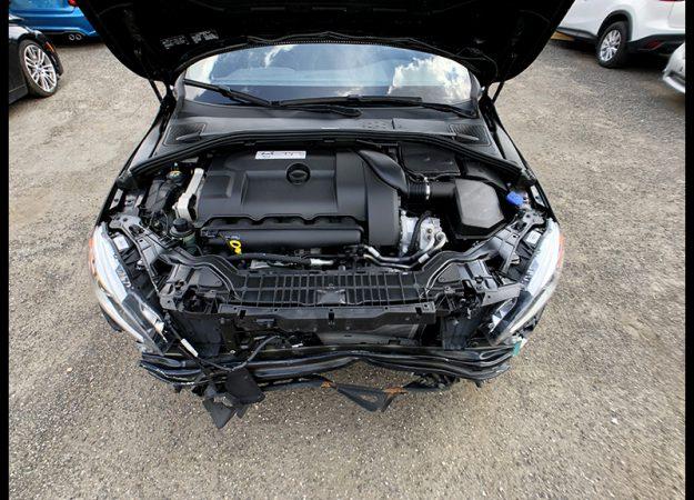 Volvo V60 T-6 306KM Polestar R-design Harman full