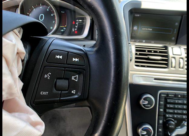 Volvo XC60 T-5 2014 lift Nawi skóra kamera